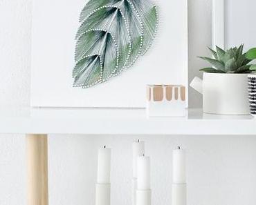 [Nachmachtipp] Wandbild aus Nägeln