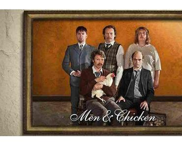 Review: MEN & CHICKEN - Mads Mikkelsen, der Wichser