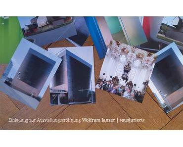 Galerie f75: Wolfram Janzer | ausjuriert