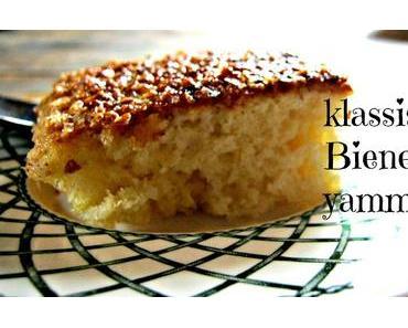 Montags Rezept: klassische Bienenstich mit ein wenig Cornflakes