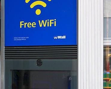 Berlin bekommt 650 werbefinanzierte WLAN-Hotspots