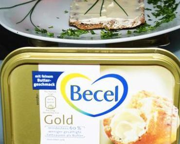 Becel Gold mit feinem Buttergeschmack – bringt den Cholesterinspiegel ins Gleichgewicht