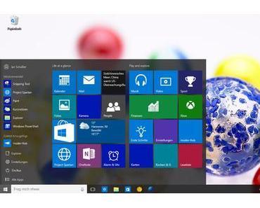 Windows 10 kommt auch auf einem USB-Stick