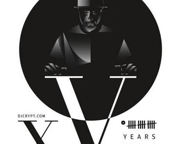 THE PAST – THE PRESENT – THE FUTURE // 15 Years DJ CRYPT // Free Mixtape