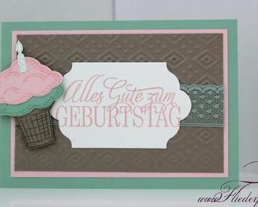 Ein Muffin zum Geburtstag {und noch 4 Tage!!!}