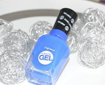 "Sally Hansen ""Miracle Gel"" - 360 Tidal Wave"