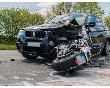 Tödlicher Motorradunfall Talheim