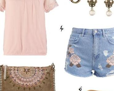 Outfit of the week // off shoulder trend