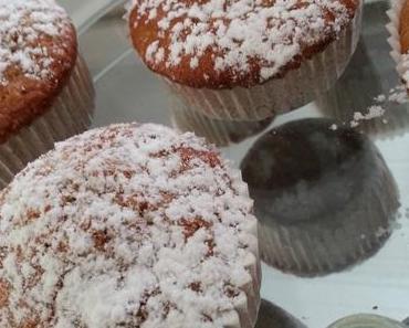 Glutenfreie Apfel-Zimt Muffins