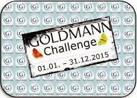 [Goldmann-Challenge 2015] 6. Monat - Lesefortschritt