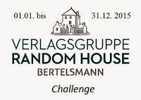 [Random House Challenge 2015] 6. Monat - Lesefortschritt