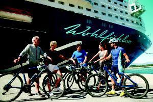 Mit der Mein Schiff 4 zum Cycle Camp auf die Kanaren und Madeira