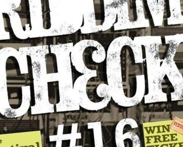 "RIDDIM CHECK #16 // the ""Festival Edition"" // free RIDDIM MAGAZIN & SENTINEL Reggae Mixtape"