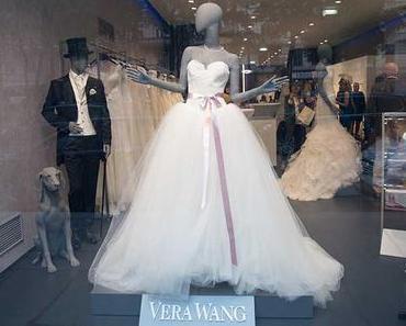 Brautmode von Vera Wang in Wien