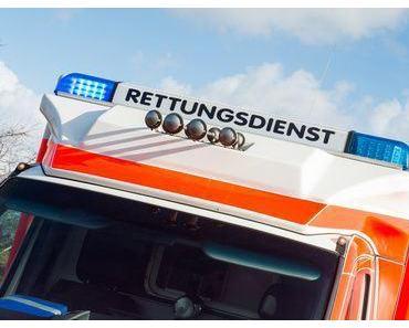 Autounfall Bickenbach – Gegen Baum geprallt