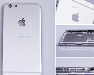 iPhone 6s Leak: Äußerlich gleich, viele interne Änderungen