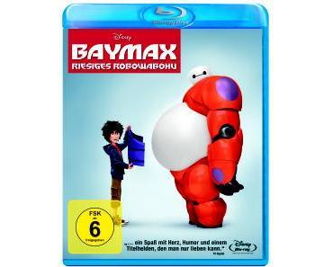 "Filmkritik ""Baymax"" (Blu-ray)"