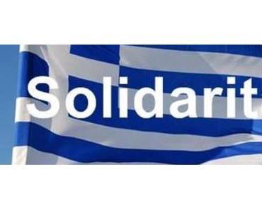 Heute ist die Stunde der Demokraten in Griechenland –