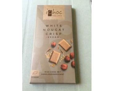Vegane Schokolade – Schmeckt die überhaupt? Ja, iChoc schmeckt definitiv!
