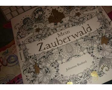 [Kreativ] Noch ein Malbuch! – Ab in den Zauberwald