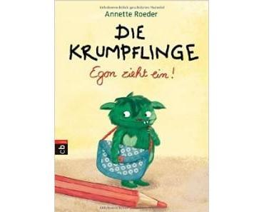 [Rezension] Die Krumpflinge – Egon zieht ein! von Annette Roeder