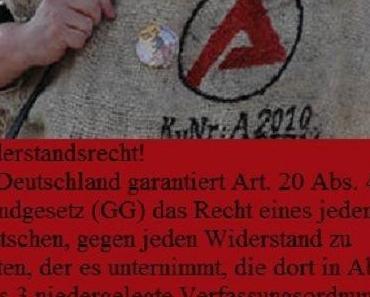 Update: Hartz IV Sanktionen abschaffen !