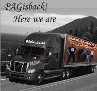 PAGisback - Rain