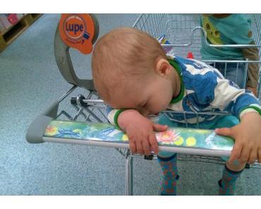 Die 8 nervigsten Einkaufsbegegnungen mit Kind