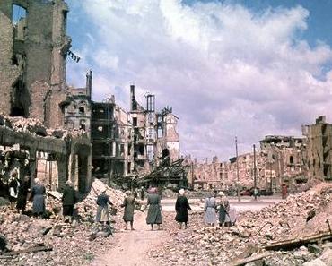 Cecil F. S. Newman: Berlin 1945/46