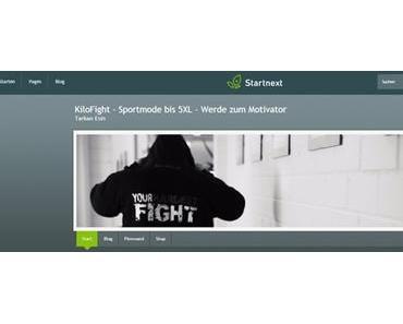 KiloFight Crowdfunding – Sportmode 5XL – Wir benötigen Deine Unterstützung