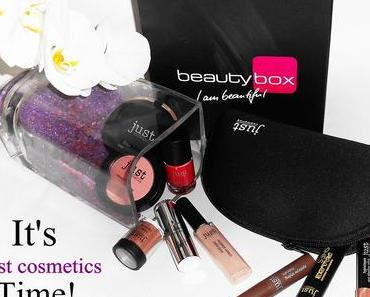 "Secret Box - Beautybox "" just beautiful "" Just Cosmetics Edition"