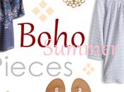 Fashion Favourites: Boho Summer Pieces