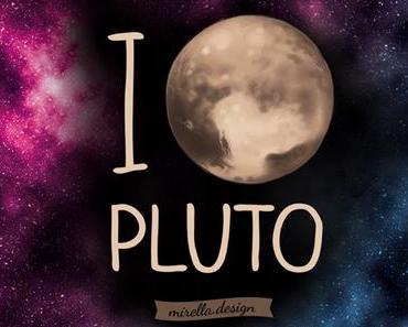 I love Pluto #PlutoFlyby
