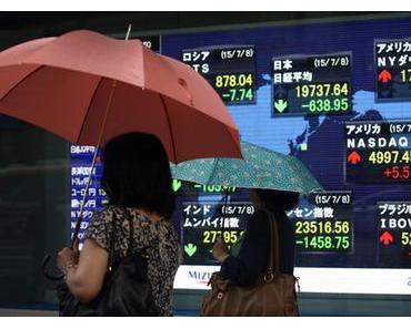 Chinas Börsencrash und die Folgen für den Westen