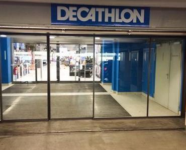Decathlon – neuer riesiger Sportshop in Berlin
