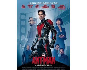 Filmkritik: «Ant-Man» (Marvel Studios, ab 23. Juli im Kino)