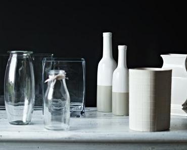 {Bunt ist die Welt} Vasen