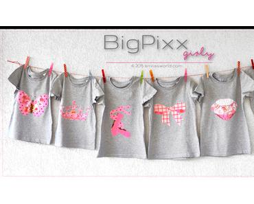 Shop Update: Stickdatei: BigPixx Girly