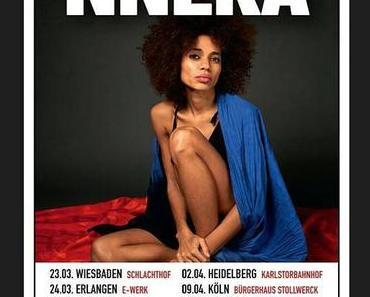 Nneka LIVE @ Jam'in'Berlin 2015 (FULL CONCERT – Video + free Audio Download)