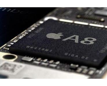 Samsung und TSMC beginnen Produktion von A9 Prozessor für iPhone 6s