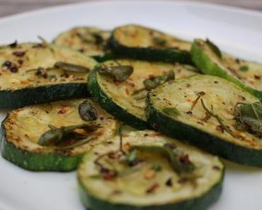 Zucchino 'der Kürbis in grün' – kleine Rezeptesammlung