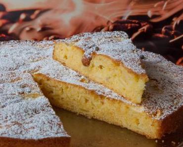Torta di mele – Toskanischer Apfelkuchen