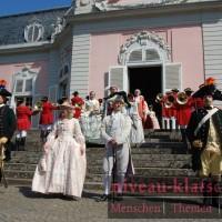 Barock rockt auf Schloss Benrath