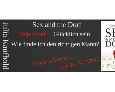 [Blogtour] Sex and the Dorf Tag 3 – Das Interview