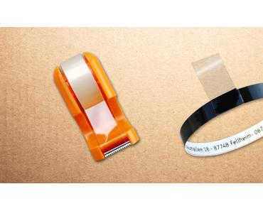 Ein sicheres Katzenhalsband aus Papier selber basteln