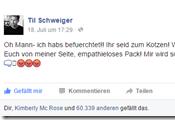 #35: Schweiger schmalem Pfad.