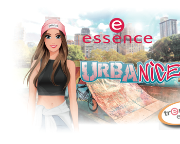 "[Preview] essence ""Urbaniced"" Trend Edition"