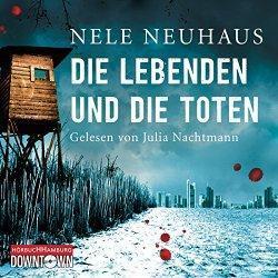 """""""Die Lebenden und die Toten"""" von Nele Neuhaus (Hörbuch gelesen von Julia Nachtmann)…"""