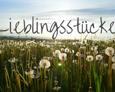 Lieblingsstücke im Frühjahr/Sommer