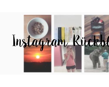 Instagram Monatsrückblick - Juli